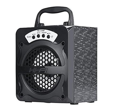 Lautsprecher, Rcool Outdoor-Bluetooth Wireless Portable Lautsprecher Super Bass mit (Quadral Boxen)