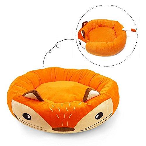 Manta mascotas tibia confort Cute Cartoon Animal Style
