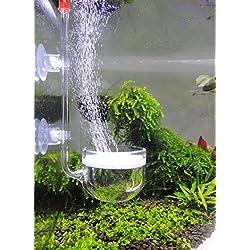 Vaso de música difusor de CO2 para plantas de acuario