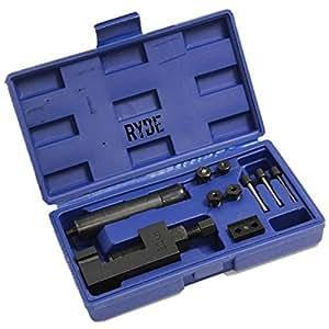 Ryde Kit di riparazione per motociclo smontacatena e rivettatrice