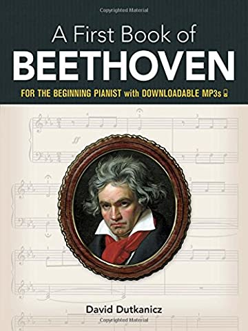 My First Book Of Beethoven Favorite Pieces In Easy Piano