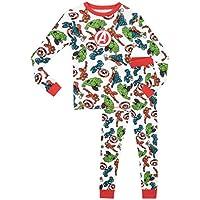 Marvel Boys Avengers Pyjamas Snuggle Fit