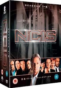 NCIS - Naval Criminal Investigative Service - Seasons 1-6 - Complete [DVD]