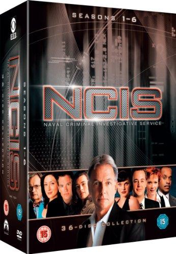 N.C.I.S. - Naval Criminal Investigative Service - Series 1-6