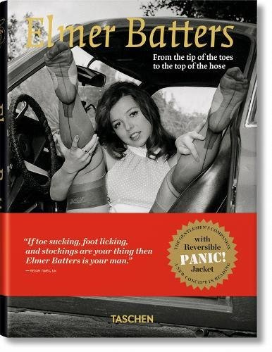 Elmer Batters. From the tip of the toes to the top of the hose (25) - Partnerlink