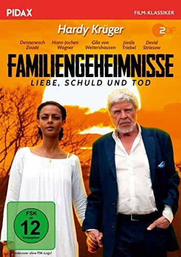 Familiengeheimnisse - Liebe Schuld und Tod / Spannende Familiensaga mit Starbesetzung (Pidax Film-Klassiker)