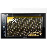 Pioneer AVH-280BT / X2800BT Film Protection d'écran - 2 x atFoliX FX-Antireflex anti-reflet Protecteur d'écran
