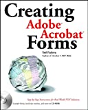 Creating Adobe Acrobat Forms