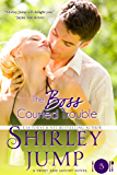 The Boss Courted Trouble: Sweet and Savory Romances, Book 5 (Contemporary Romance) (English Edition)