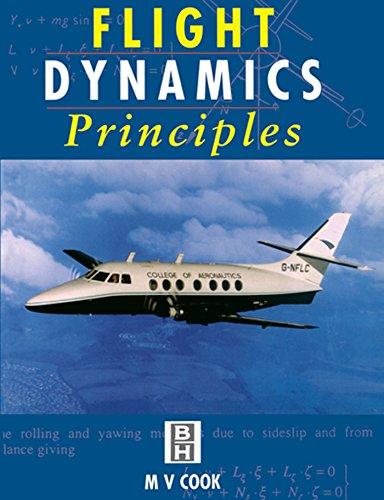 Flight Dynamics Principles (English Edition)