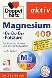 Doppelherz Mg 400+ B1+B6+B12+Folsäure, 30 Stück