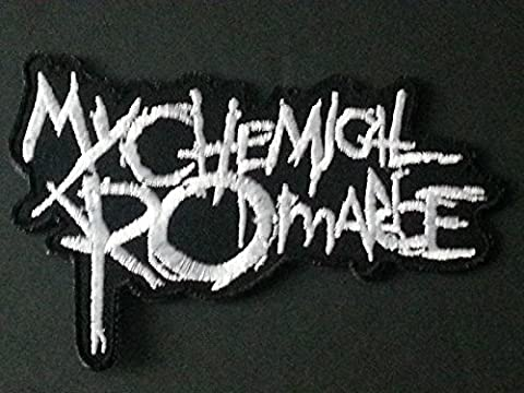 My Chemical Romance Rock Heavy Metal Music Band Logo T-shirt