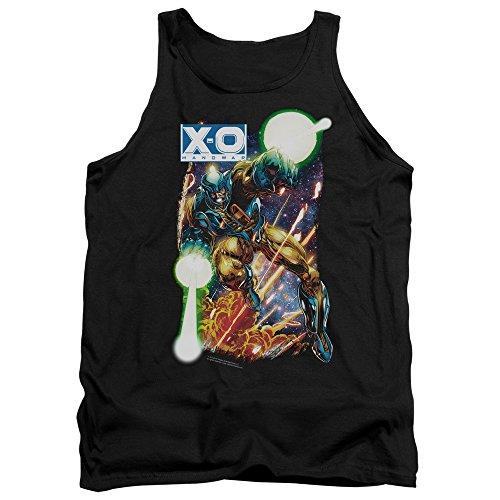 XO Manowar - XO Manowar - Herren Klassiker Xo Tank Top Black
