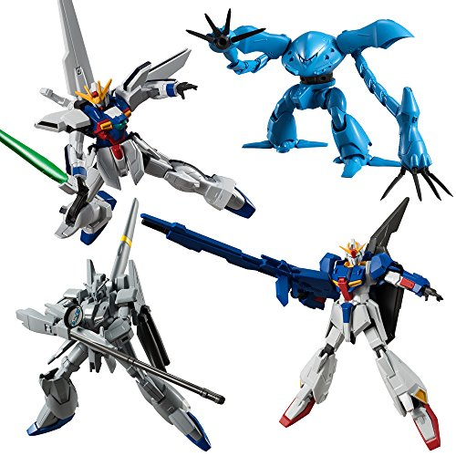 Mobile Suit Gundam Universal unit 2 10 pieces Candy Toys & gum (Mobile Suit Gundam) -