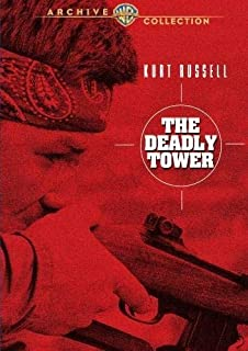 Deadly Tower (1976 Tvm) by Kurt Russell