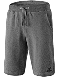 erima Herren Sweathose Graffic 5-C Pants Kurz