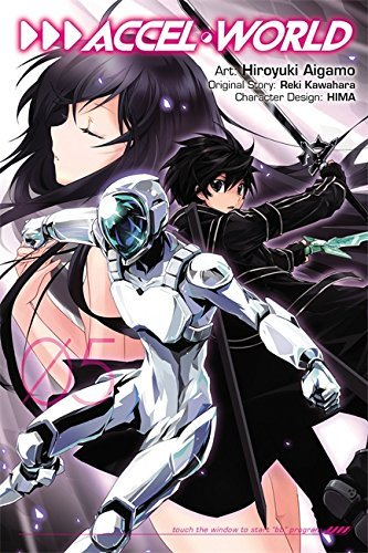 Accel World, Vol. 5 - manga (Accel World (manga)) by Reki Kawahara (2015-10-27)