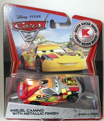 disney-pixar-cars-2-exclusive-155-die-cast-car-silver-racer-miguel-camino-with-metallic-finish