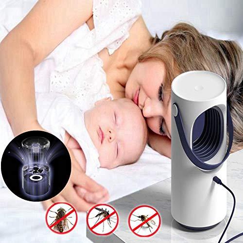 BZAHW USB silencioso Powered LED UV Insect Killer Lamp Mosquito Dispeller vuela...