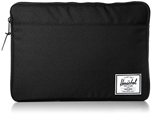 Herschel Anchor Sleeve Aktentasche für 15 Zoll Macbook, Schwarz