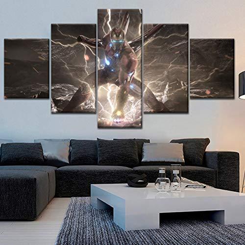 TJJQT Cuadro Lienzo Lienzo Arte Pared Decorativo hogar