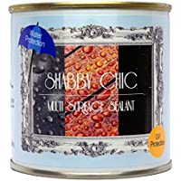 Multi sellador de superficie para pintura tiza transparente Shabby Chic 250 ml bajo brillo.