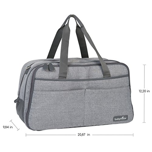 Babymoov Wickeltasche Traveller Bag, smokey - 2