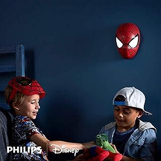 Unbranded Philips Marvel 3D Wandleuchte, Spiderman