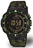 Casio Sport Pro Trek Herrenuhr Digital Quartz Resin Grün PRG-300CM-3ER