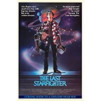 The Last Starfighter Movie Poster (68.58 x 101.60 cm)