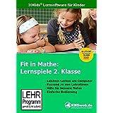 Fit in Mathe: Lernspiele 2. Klasse
