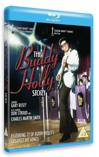 Die Buddy Holly Story / The Buddy Holly Story ( ) [ UK Import ] (Blu-Ray)