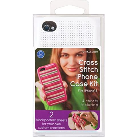 Coats Cross Stitch iPhone 5 Case Kit,