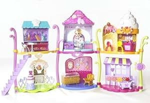 mattel n3912 barbie accessoires poup e chateau petites club jeux et jouets. Black Bedroom Furniture Sets. Home Design Ideas