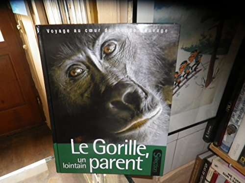 le-gorille-un-lointain-parent