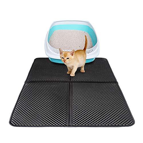 ASOCEA Portable /étanche Couverture pour Animal Domestique Chien Chat Tapis Int/érieur ou ext/érieur avec Sac de Rangement pour Sortie de Voiture Voyage Camping