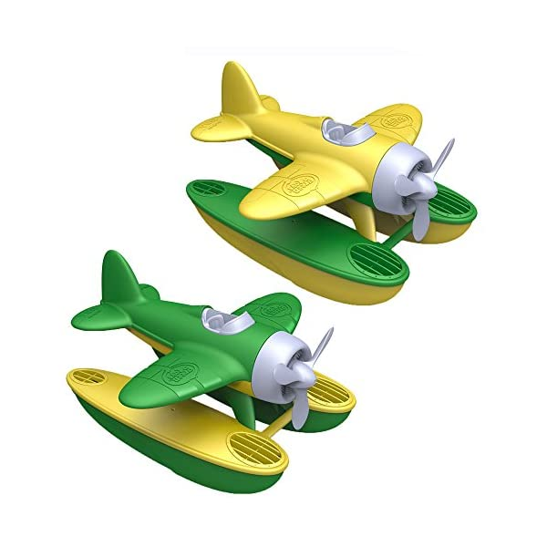 Green Toys Seaplane - Bath and Water Toys 1