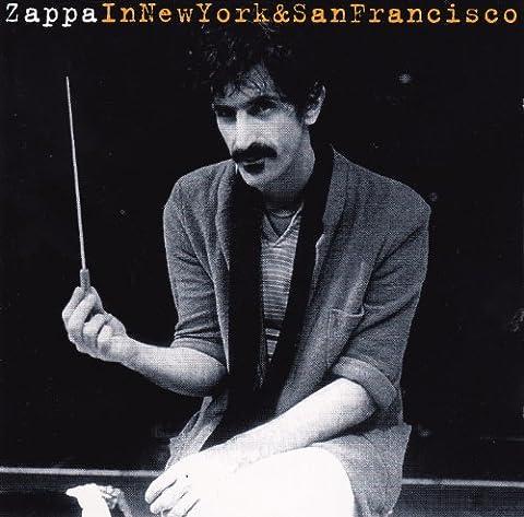 Zappa In New York - Zappa in New York & San
