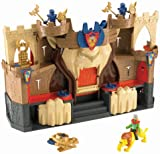 Lions Den Knight Castle - Fisher Price - Imaginext - Toy Playset with Knights