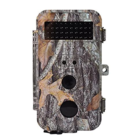 DigitNow! 16MP 1080 HD Waterproof Trail &Surveillance Digital Camera with Infrared Night Version up to 65ft in 2.4''LCD Screen &40pcs IR LEDs Wildlife Hunting &Scouting