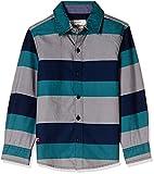 Pepe Jeans Boys' Shirt (CHAD LS K 4_Green_8)
