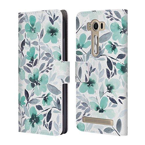 official-jacqueline-maldonado-espirit-mint-patterns-leather-book-wallet-case-cover-for-asus-zenfone-