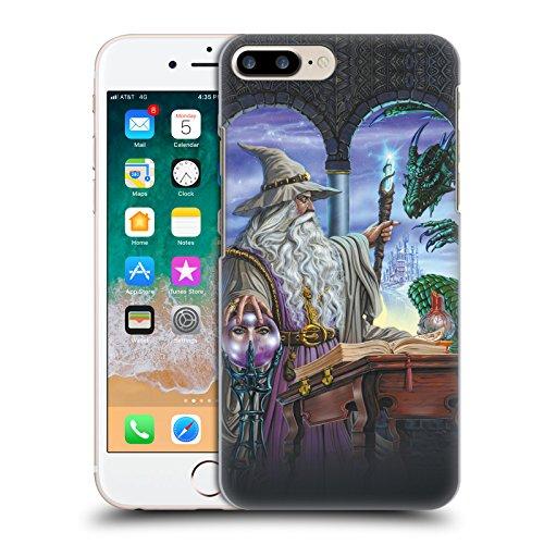 Offizielle Ed Beard Jr Botschafter Drachen Von Dem Zauberer Fantasie Ruckseite Hülle für Apple iPhone 7 Plus / iPhone 8 Plus