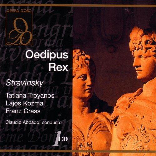 Stravinsky: Oedipus Rex: Oedipe interroge La Fontaine
