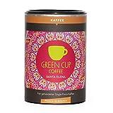 Green Cup Coffee Kaffee Santa Elena - der Hochlandkaffee aus Costa Rica - sortenreine Bohnen in Premium Qualität - Kaffeebohnen ideal für French Press - 227g Dose gemahlen