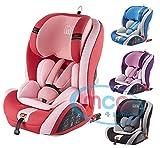 MCC Rosa ISOFIX Kindersitz, verstellbar, Gruppe 1-2-3
