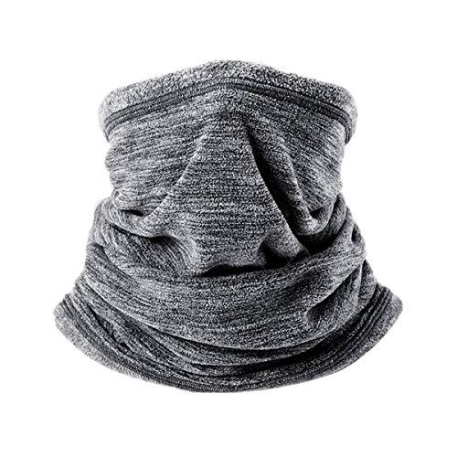 HNJZX Nackenwärmer für Herren und Damen, Ski-Halstuch, Gesichtsmaske Schal,...