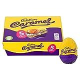 Cadbury 5 Caramel Egg 195G Easter Egg Treat