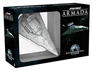 Fantasy Flight Games- Star_Wars Sw Armada: Destructor Estelar Clase Imperial - español, Color (Fantsy Flight Games EDGSWM11)