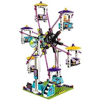 Lego 41130 Friends Amusement Park Roller Coaster Construction Set - Multi-coloured 2